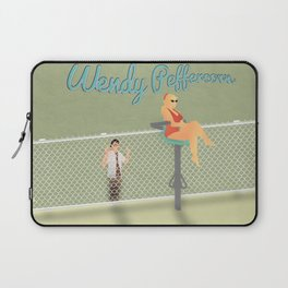 Wendy Peffercorn Laptop Sleeve