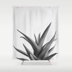 Leaves II Shower Curtain