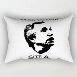 Arrested Development: Take to the Sea Rectangular Pillow