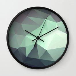 geometric I Wall Clock