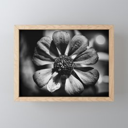 flower Framed Mini Art Print
