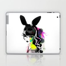 Bunny gone Laptop & iPad Skin