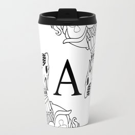 Wolf Ace Travel Mug