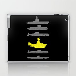 Know Your Submarines Laptop & iPad Skin