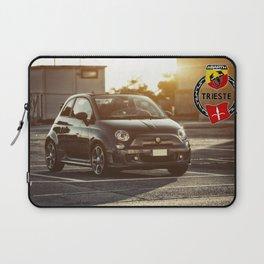 Abarth 595 Competizione Cabrio Laptop Sleeve