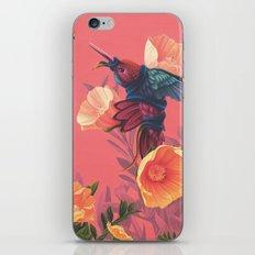 Pollinators II iPhone Skin