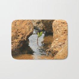 Sapling in the Ocean Bath Mat