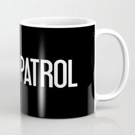 Ski Patrol: Snowflake Coffee Mug