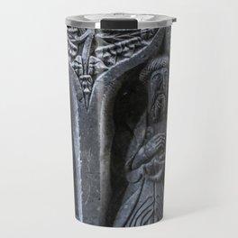 Travel to Ireland: A Monk's Tomb Travel Mug