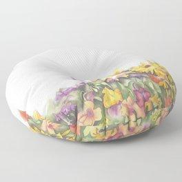 Omega Gardens Floor Pillow