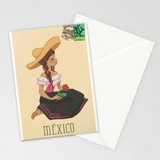 México postal  Stationery Cards
