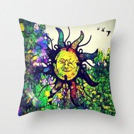 Suncatcher Throw Pillow