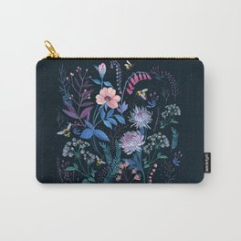 Bees Garden Carry-All Pouch