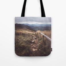 Restless Wanderer Tote Bag