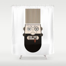 Starkad Shower Curtain