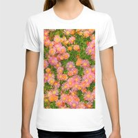 blanket T-shirts featuring Daisy Blanket by Kaitlynn Lewis