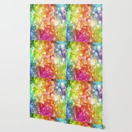Rainbow of Lights Wallpaper