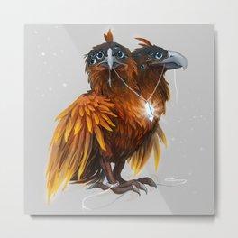 Sorcerer's pet Metal Print
