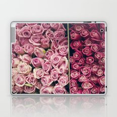 Flower Market Colorblock Laptop & iPad Skin