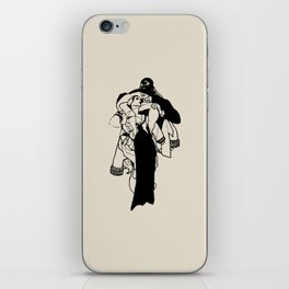 All Wounds Heal Time iPhone Skin