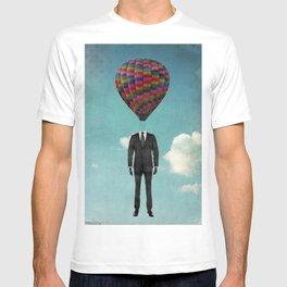 balloon man T-shirt