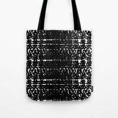 Black mood Tote Bag