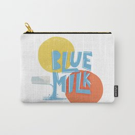 Blue Milk Carry-All Pouch