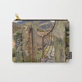 Gate To Tryfan Snowdonia Carry-All Pouch