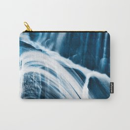 Blue Banshee Falls Carry-All Pouch