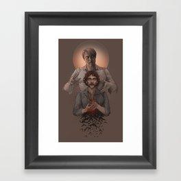 Hannibal - Halloween Framed Art Print