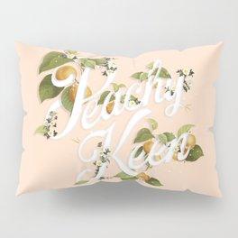 Peachy Keen : Peach Pillow Sham