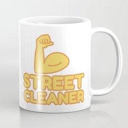 STREET CLEANER - funny job gift Coffee Mug