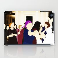 jewish iPad Cases featuring Jewish wedding by Design4u Studio