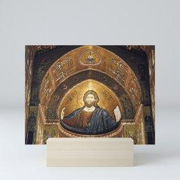 CHRISTUS PANTOKRATOR Mini Art Print