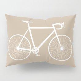 Chapeau velo - sand Pillow Sham