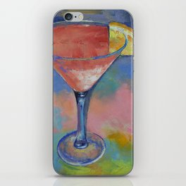Marilyn Monroe Martini iPhone Skin
