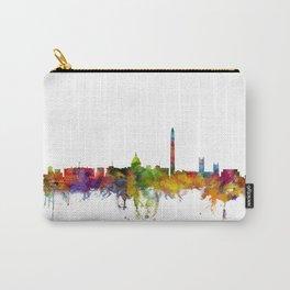 Washington DC Skyline Carry-All Pouch