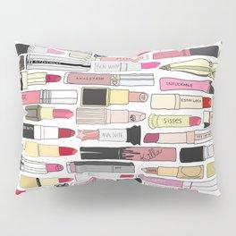 Lipstick Forever Pillow Sham