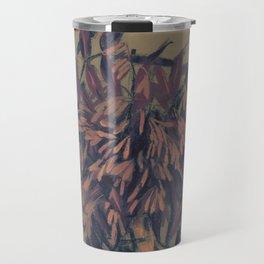 Ash-tree, vintage version Travel Mug