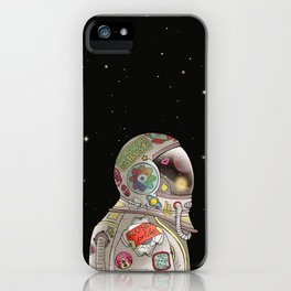 The Hitchhiker iPhone Case