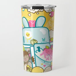todo con crema! Travel Mug