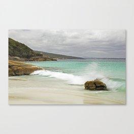 Whaler Cove Canvas Print