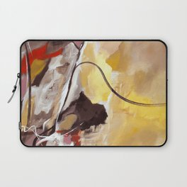 Held Christian Abstract Laptop Sleeve