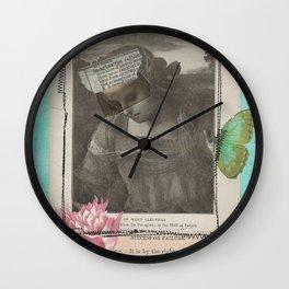 Mary Cleophas Wall Clock