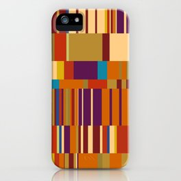 Chopin Prelude (Warm Colours) iPhone Case