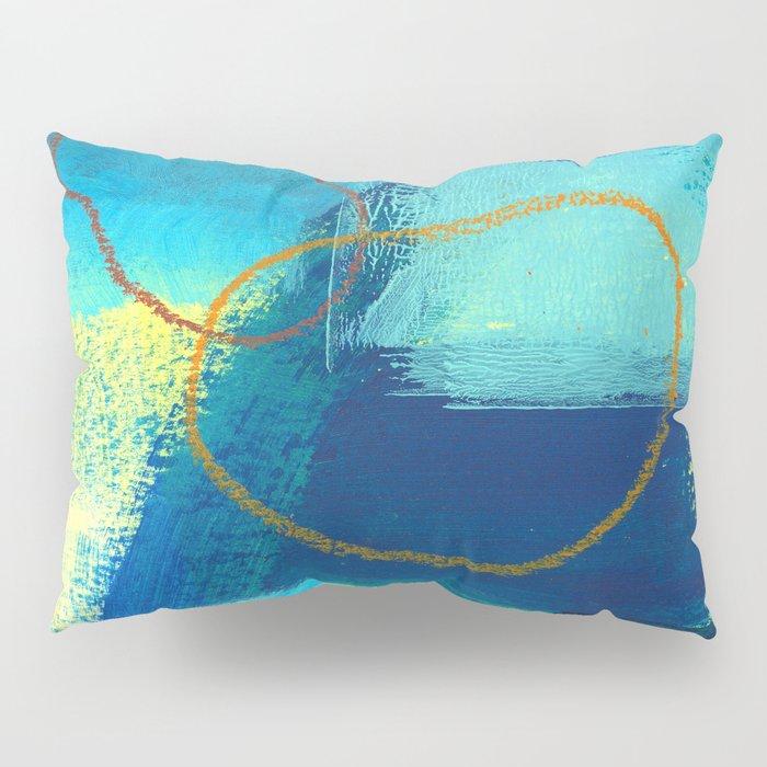 Seascape Pillow Sham