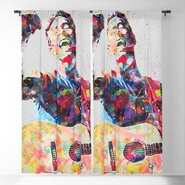Chris Martin Blackout Curtain