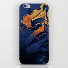 Wildstyle Close-Up - 18 Gran Canaria iPhone Skin