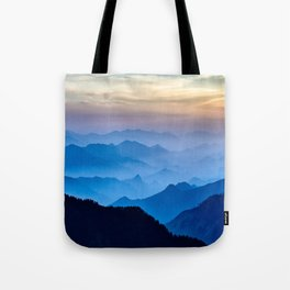 Mountains 11 Tote Bag