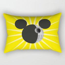 The New Death Star Rectangular Pillow